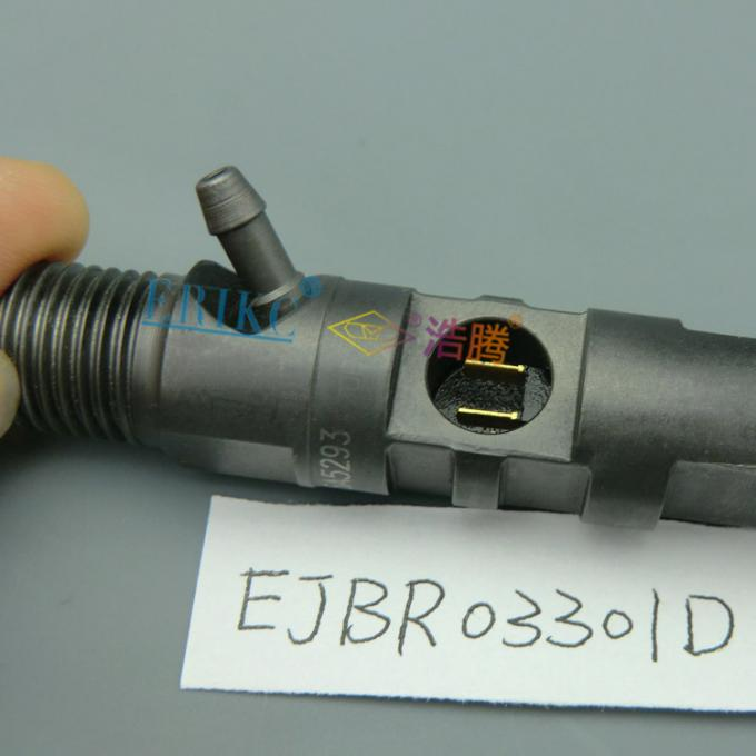 ERIKC JMC delphi EJBR03301D diesel fuel engine CR injector 3301D complete body common rail injector assy EJB R03301D