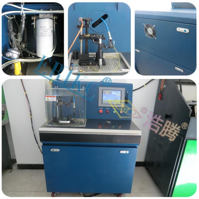 ERIKC fit fuel injection pump testing machine and common rail injector test bench , diesel injector calibration machines