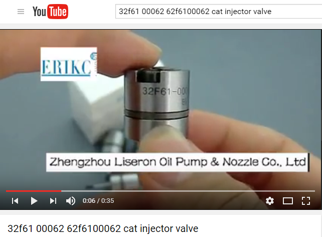 32f61 00062 62f6100062 cat injector valve.png