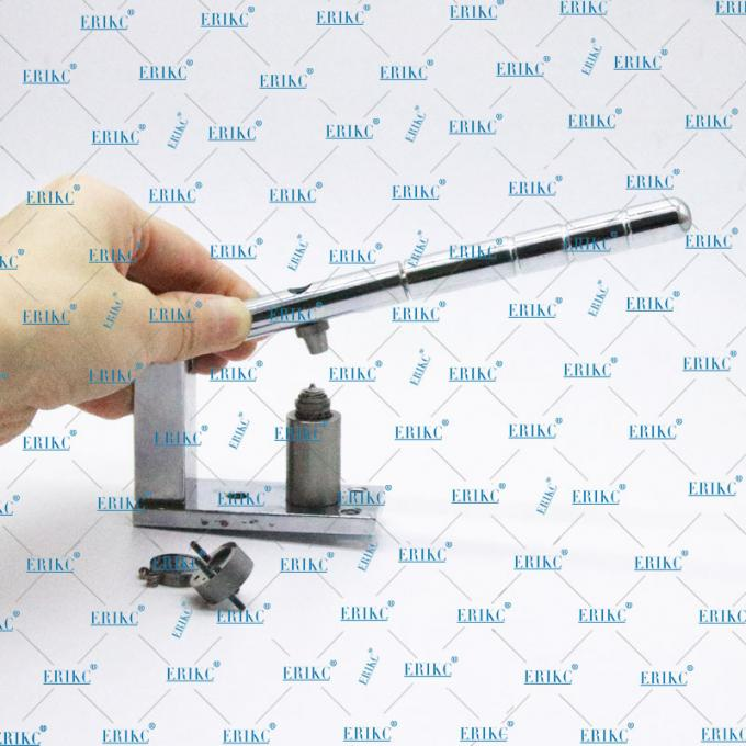 ERIKC bosch common rail piezo injector valve maintenance repair tool Pressure bar Disassembly Component