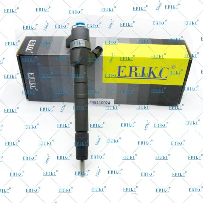 High pressure auto fuel injector 0 445 110 024 diesel parts 0445 110 024 0445110024 unit injector for Mercedes