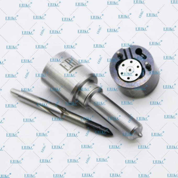ERIKC delphi common rail injector repair kits 7135-583 nozzle G374 valve 9308-625C for Ssangyong injector EMBR00301D