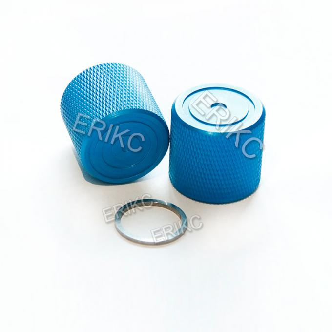 ERIKC genuine diesel pump grinding shims tools fuel injection nozzle valve grinding washer gasket tool