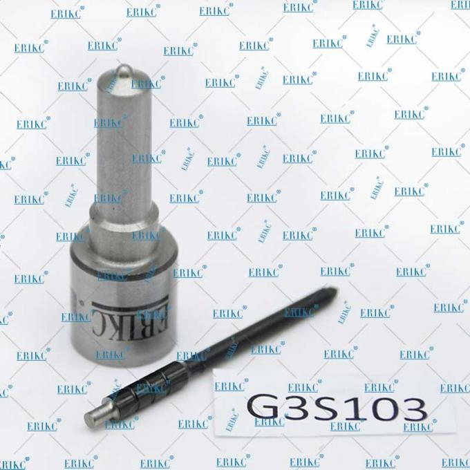 ERIKC denso auto denso injector nozzle G3S103 standard injection nozzle G3S103