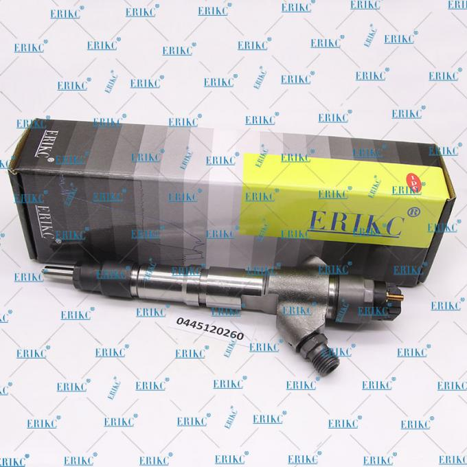 ERIKC 0445120260 new fuel injectors 0 445 120 260 diesel injection pump parts 0445 120 260