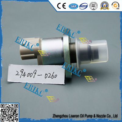 Nissan 294009 0260 Diesel Common Rail Engine Suction Control Valve 294009-0260 (2940090260) for 294009-1110
