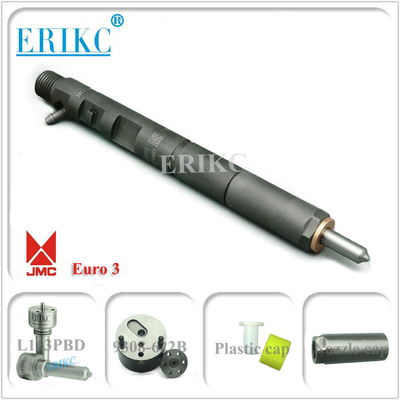 China ERIKC Euro 3 diesel fuel injector EJBR03301D delphi injector R03301D for JMC Transit 2.8L Jiangling Motors supplier