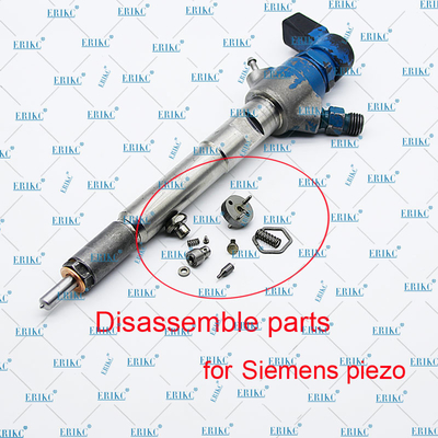 ERIKC common rail injector piezo disassemble diesel fuel injection parts Piezoelectric disassemble kits