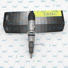 ERIKC 0445 120 267 Original Common Rail Injector 0445120267 Fuel Injection Systems 0 445 120 267