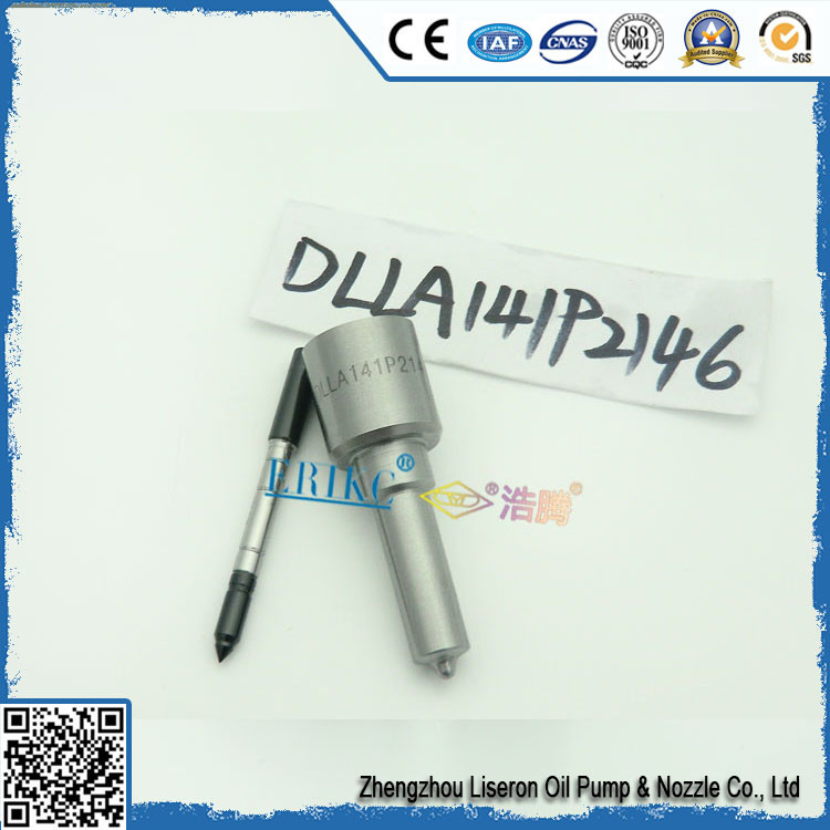 ERIKC DLLA141P2146 bosch Cummins injector nozzle assembly 0433 172 146 / DLLA141 P2146 for injector 0445120134