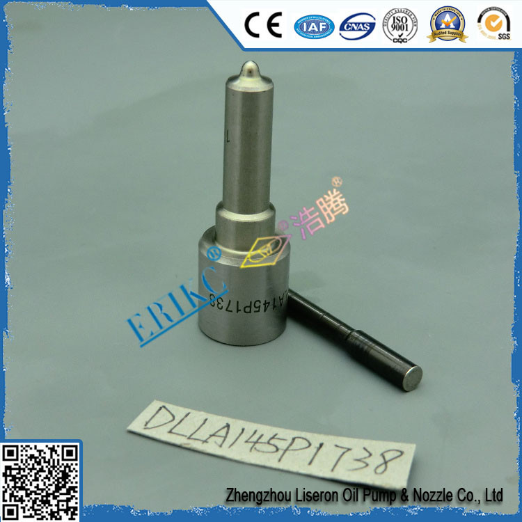 Jiangling JMC DLLA145P1738 and bosch DLLA 145P1738 engine injector nozzle DLLA145 P 1738 for CR injector 0 445 110 321