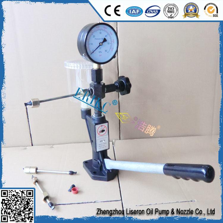 Instrument And Machine Testers : Erikc auto diagnostic instrument common rail calibration