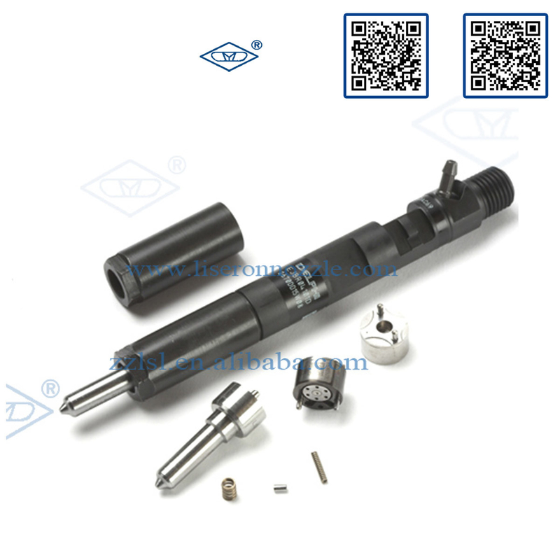 SSANGYONG diesel injector parts EJBR04601D  inyector,EJB  R04601D and EJBR0 4601D original delphi injector for SSANGYONG