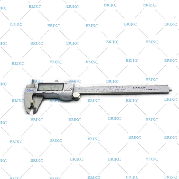 Digital Vernier Caliper Made of Hardened Stainless Steel by PQS Large LCD Screen 6/150mm Auto Off Precision  Measurement