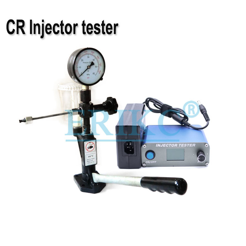 ERIKC common rail injector nozzle tester equipment diesel injector testing machine