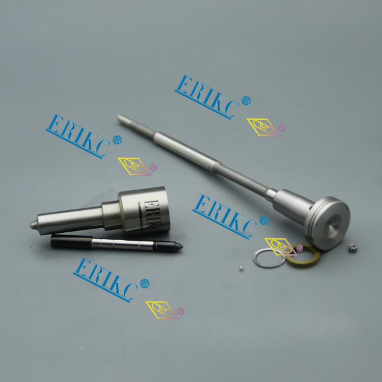 ERIKC bosch 0445110279 fuel injector repair kit nozzle DLLA156P1368 injection valve F00VC01033 FOR 0 445 110 279