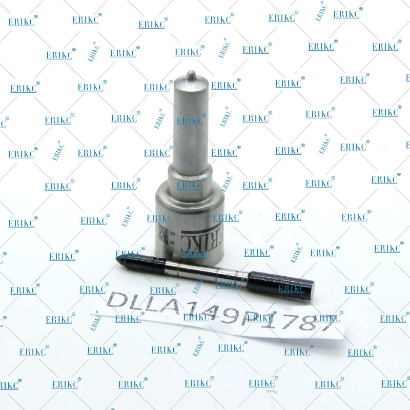 Bosch injector nozzles DLLA149P1787 original spare parts DLLA 149 P 1787 fuel nozzle for fuel injector 0445120142