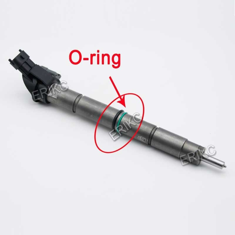ERIKC original injector soft silicone o ring injection o seal ring for bosch piezo injector