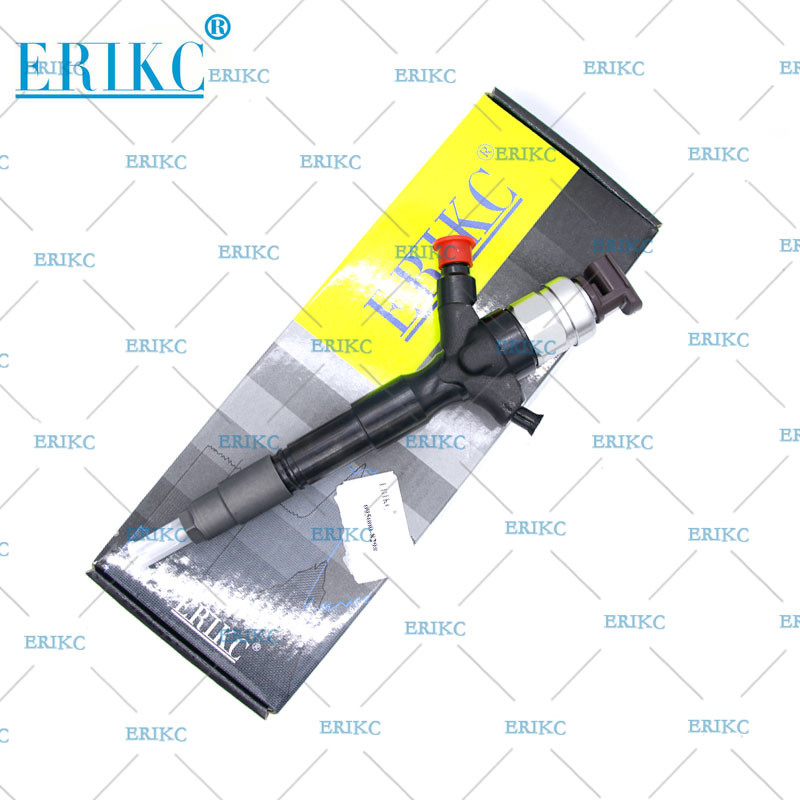 ERIKC  SM295040-6110 common rail spare parts injector OEM 23670-09330 and fuel dispenser pump injection SM2950406110