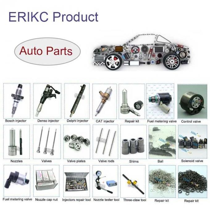ERIKC Common Rail Injector Solenoid Valve Auto Fuel Cut-off Solenoid Valve E1022028 for Denso 5550